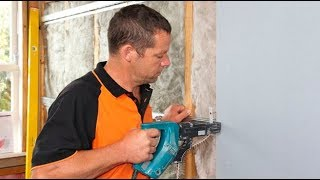 How to Install a Noise Control Wall   Mitre 10 Easy As