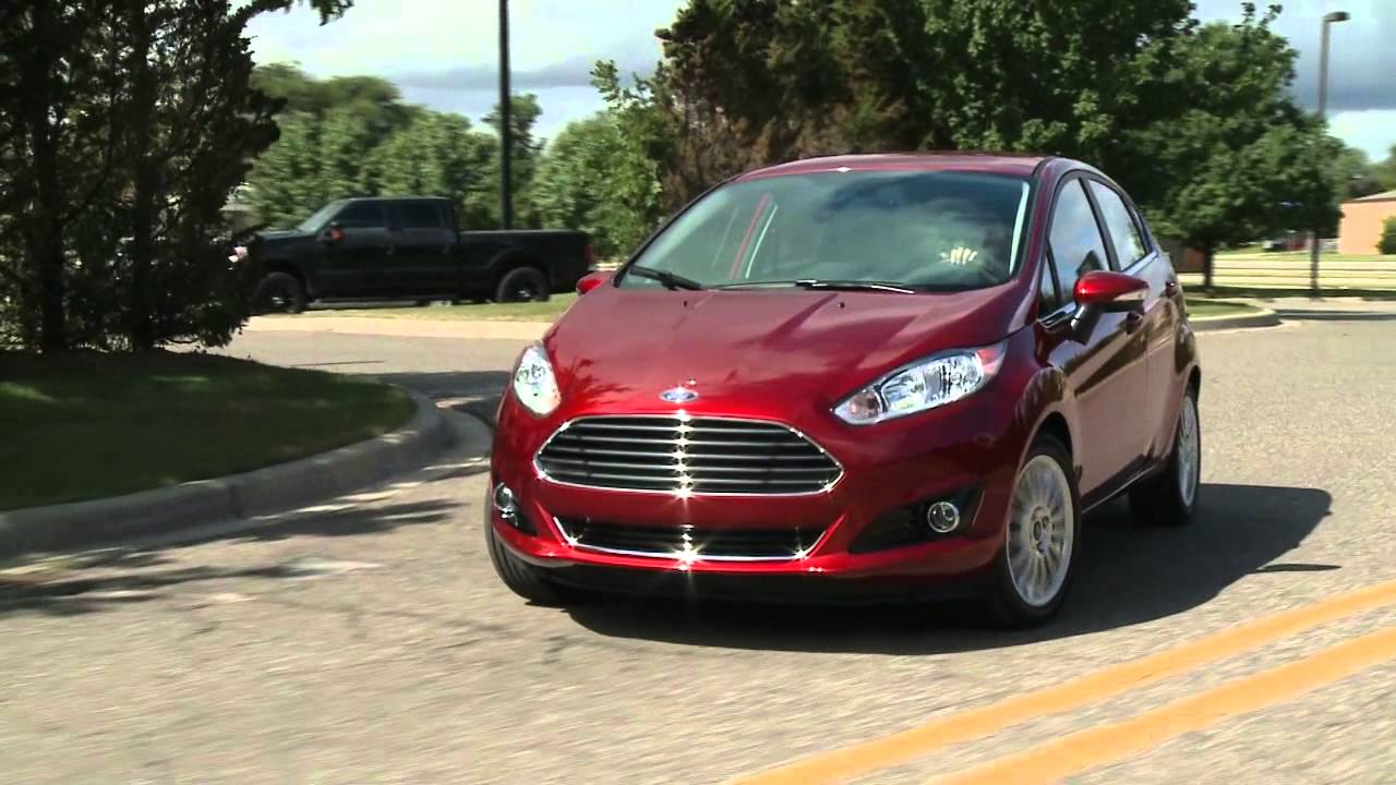 2016 ford fiesta overview youtube. Black Bedroom Furniture Sets. Home Design Ideas