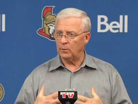 Bryan Murray at Trade Deadline