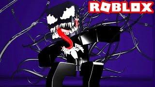 VENENO EM ROBLOX! (Roblox o Spiderman Amazing 3)
