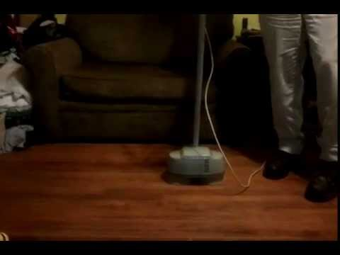 Onecheapdad Sears Kenmore Floor Buffer Polisher Youtube