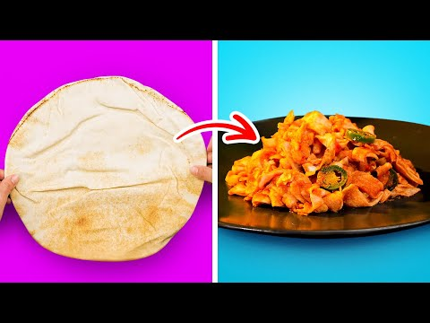 UNEXPECTED COOKING WAYS TO BECOME A REAL CHEF || 5-Minute Indian Food Recipes!