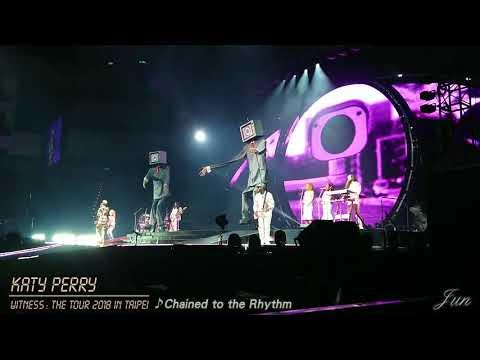 《Katy Perry》WITNESS: The Tour 2018 Taipei 台北演唱會