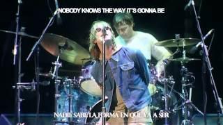 Oasis - Stand by me Subtitulado Español e Ingles