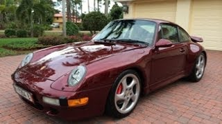 SOLD - 1996 Porsche 911 Turbo for sale by Auto Haus of Naples
