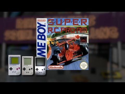 Gameplay : Super RC Pro AM [Gameboy]