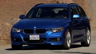 Car Tech - 2014 BMW 328i xDrive Sports Wagon