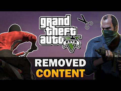 Grand Theft Auto V - Beta Analysis [Compilation]