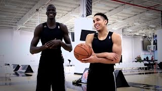 NBA Rooks: Malcolm Brogdon and Thon Maker: Two Bucks Rising