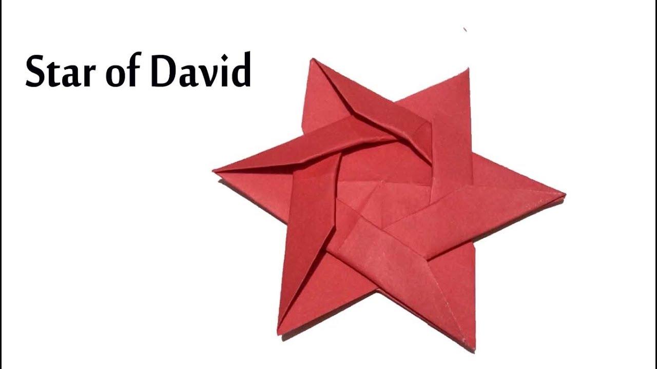 Dollar Star of David | Origami stars, Origami, Origami turtle | 720x1280
