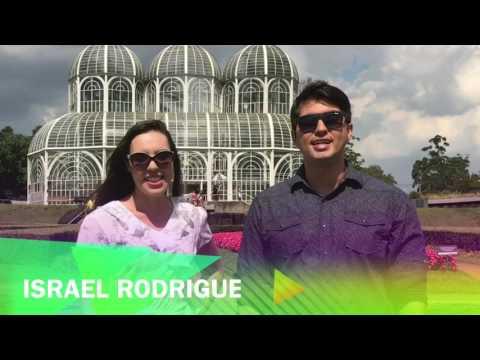 Apresentação do Canal Promessas Do Altar com Israel Rodrigues e Suellen Lima