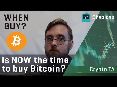 Is NOW A Good Time To BUY BITCOIN?! | Cryptocurrency News | Chepicap