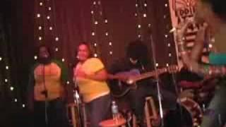 Algebra - U do it for me ...private performance @ Eddie