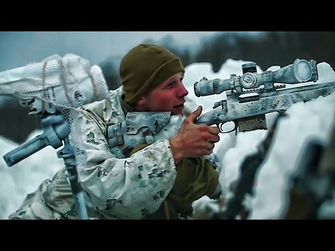 U.S. Marines Endure Cold Weather Training In Japan