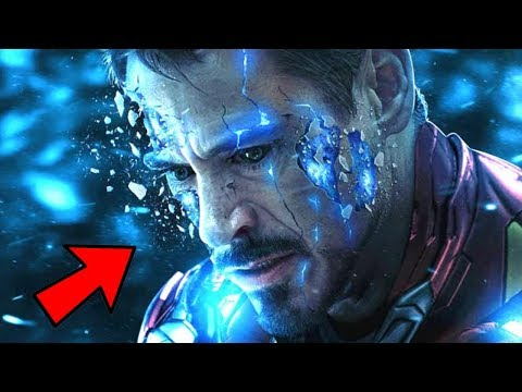 The Real Meaning Behind Tony Stark's Death Revealed