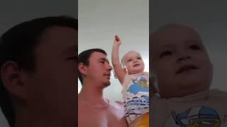 Попрыгунья стрекоза по узбекский))