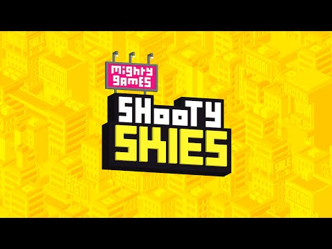 The creators of Crossy Road release Shooty Skies to the Play Store