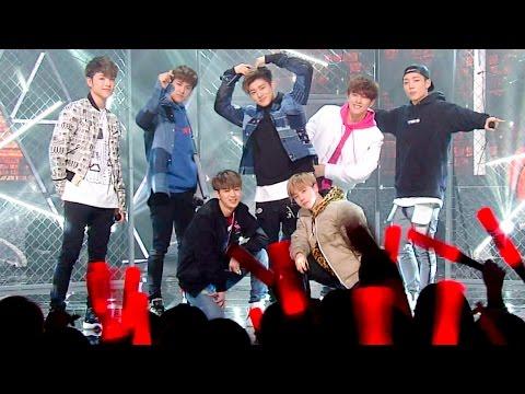 《MISCHIEVOUS》 iKON(아이콘) - 취향저격(MY TYPE) @인기가요 Inkigayo 20160124