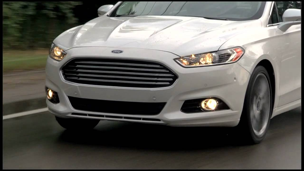 ford fusion 2013 aka ford mondeo mk5 youtube. Black Bedroom Furniture Sets. Home Design Ideas
