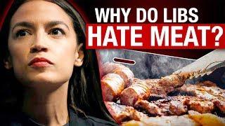 Kurt Schlichter: Why Do Liberals Hate Meat?