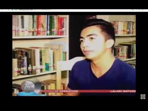 TV Patrol Northern Mindanao features The Librewry Cafe