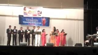 M G Sreekumar  and Renjini Jose, Amme Amme Thaye