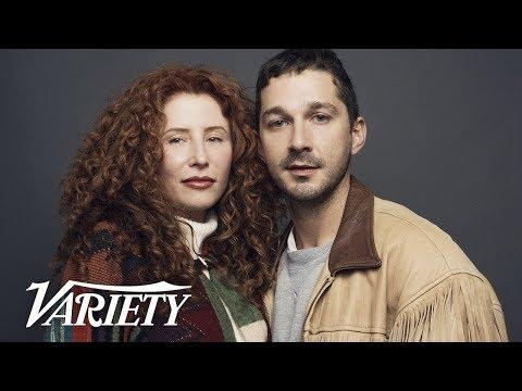 Shia Labeouf wrote 'Honey Boy' While in Rehab - Variety Studio Sundance 2019 Mp3