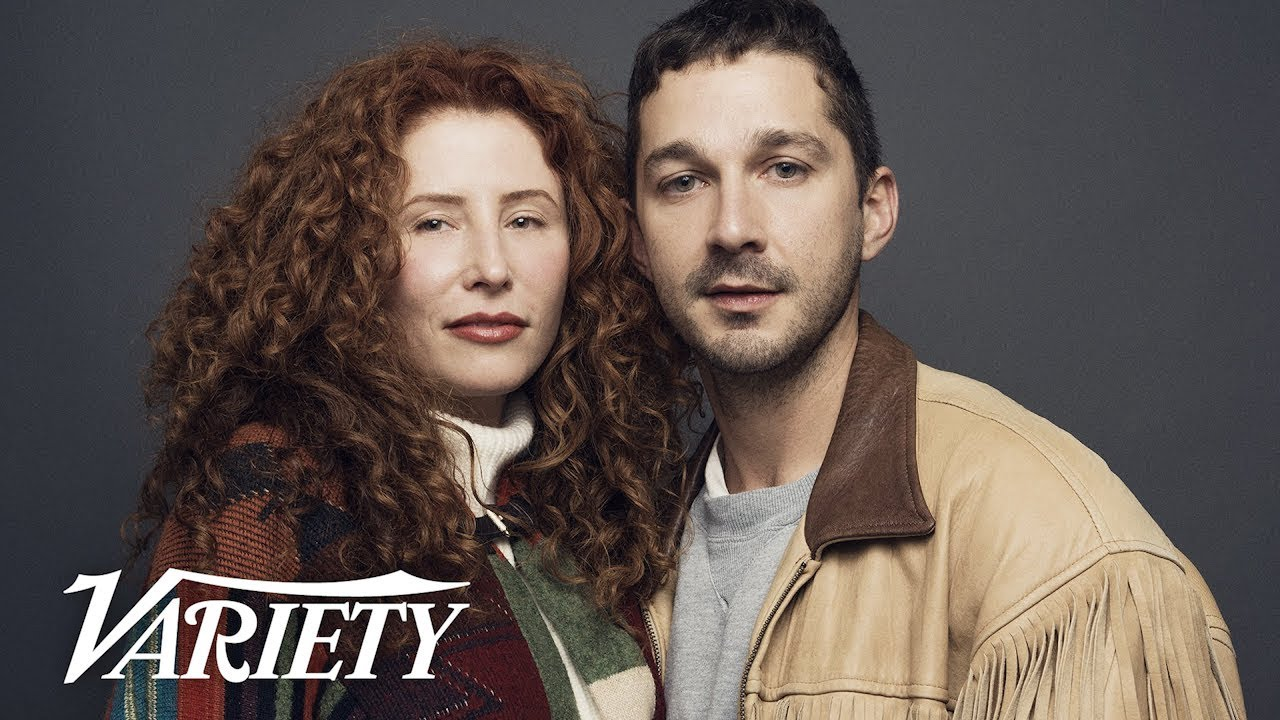 Shia Labeouf wrote 'Honey Boy' While in Rehab - Variety Studio Sundance 2019