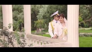 Свадьба на берегу Чёрного моря в Крыму