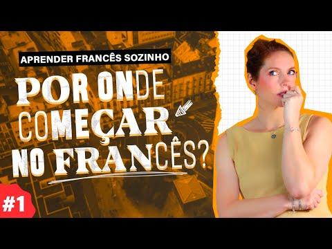 Aprender francês sozinho