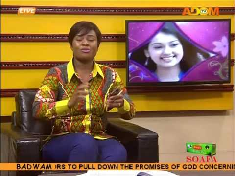 Afisem - Badwam on Adom TV (25-7-16)
