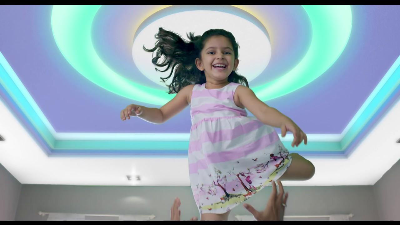 Ceiling Nahi Feeling Hai Hindi 20 Sec Tvc 2019 Saint Gobain Gyproc Youtube