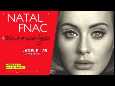 Natal Fnac: Adele - 25