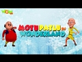 Motu Patlu In Wonderland - Movie - English, Spanish & French Subtitles!