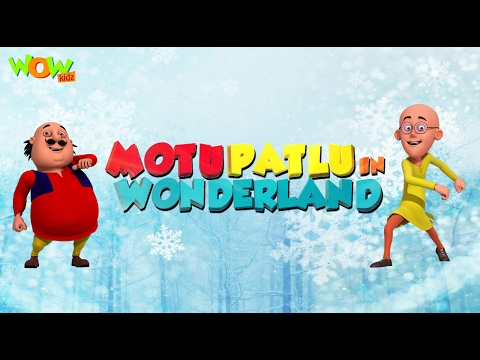 Motu Patlu In Wonderland - Movie -...
