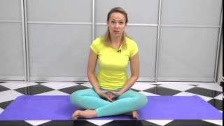 Йога для позвоночника видео для начинающих(, 2015-11-02T16:46:46.000Z)