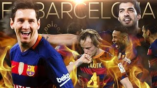 FC Barcelona Vs Celta Vigo (Home) ● MSN Show ● 2015-16 ᴴᴰ