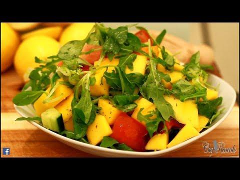 Amazing Mango Salad (Healthy) | Recipes By Chef Ricardo