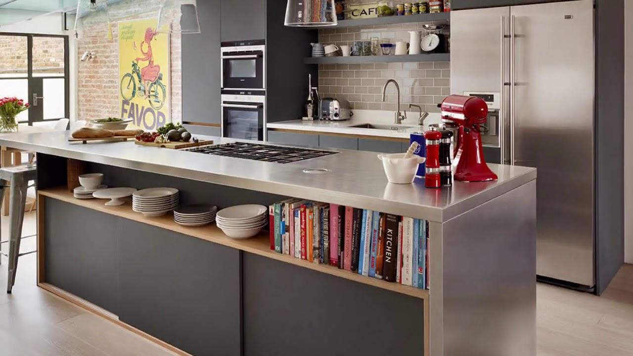 Open Kitchen Layout In India Ideas
