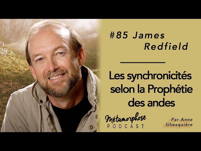 #85 James Redfield : La puissance des synchronicités