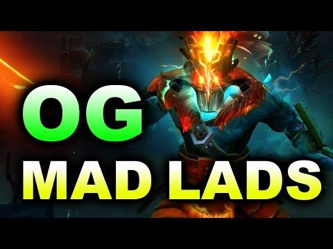 OG vs MAD LADS - EU FINAL - MDL Changsha MAJOR DOTA 2