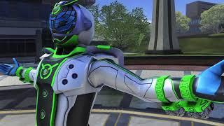 Kamen Rider Climax Scramble Zi-o: Kamen Rider Woz (Gameplay)(First Look)