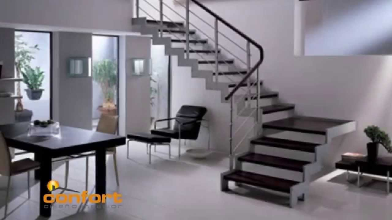 M2 escaleras youtube for Como construir una escalera metalica