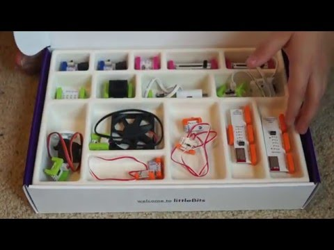 Download Youtube: BEST LittleBits Gizmos & Gadgets Review