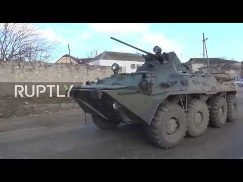 Russia: FSB counter terrorism operation carried out in Dagestani village