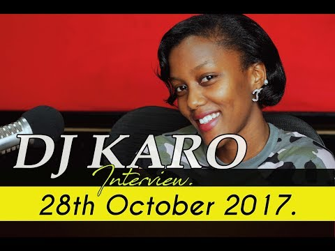 IN LIFE YOU HAVE TO BE PERSISTENT AND HAVE RAZOR FOCUS - DJ KARO ON CELEB SELECT [ OCT 28th 2017 ]