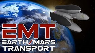SpaceX BFR Earth Mars Transport Spaceship
