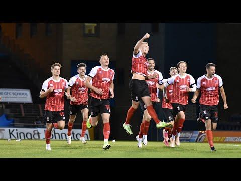 Gillingham Cheltenham Goals And Highlights