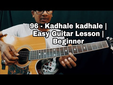 How To Play 96-Kadhale kadhale | Easy | Part-2 | Isaac Thayil | Govind Menon | Easy Guitar Lesson