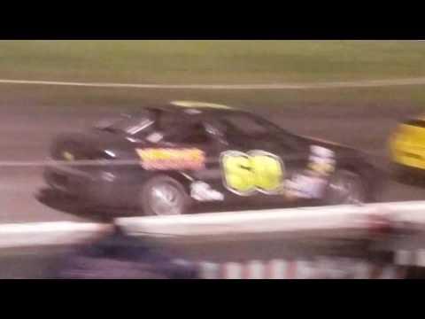 Dustin Virkus @ Fiesta City Speedway- Feature 8.4.17, Part 1